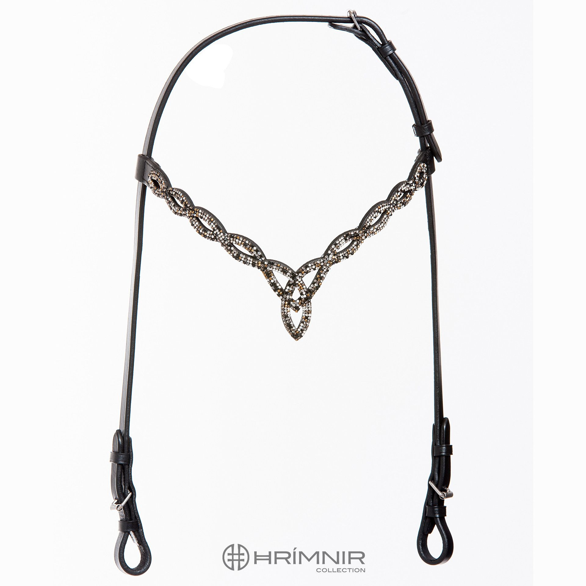 Headstall Heritage E - Fire and Ice