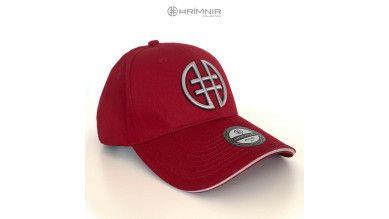 Baseball Cap-Chilli pepper Red