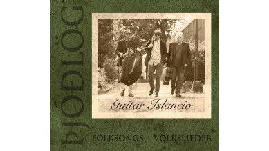 Icelandic Folk Songs, arranged by Guitar Islancio - Music Disk