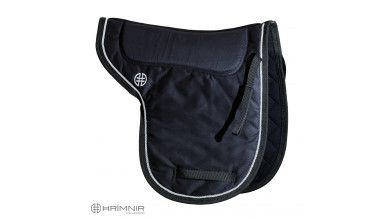 Relief saddle pad
