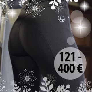 121 - 400 €