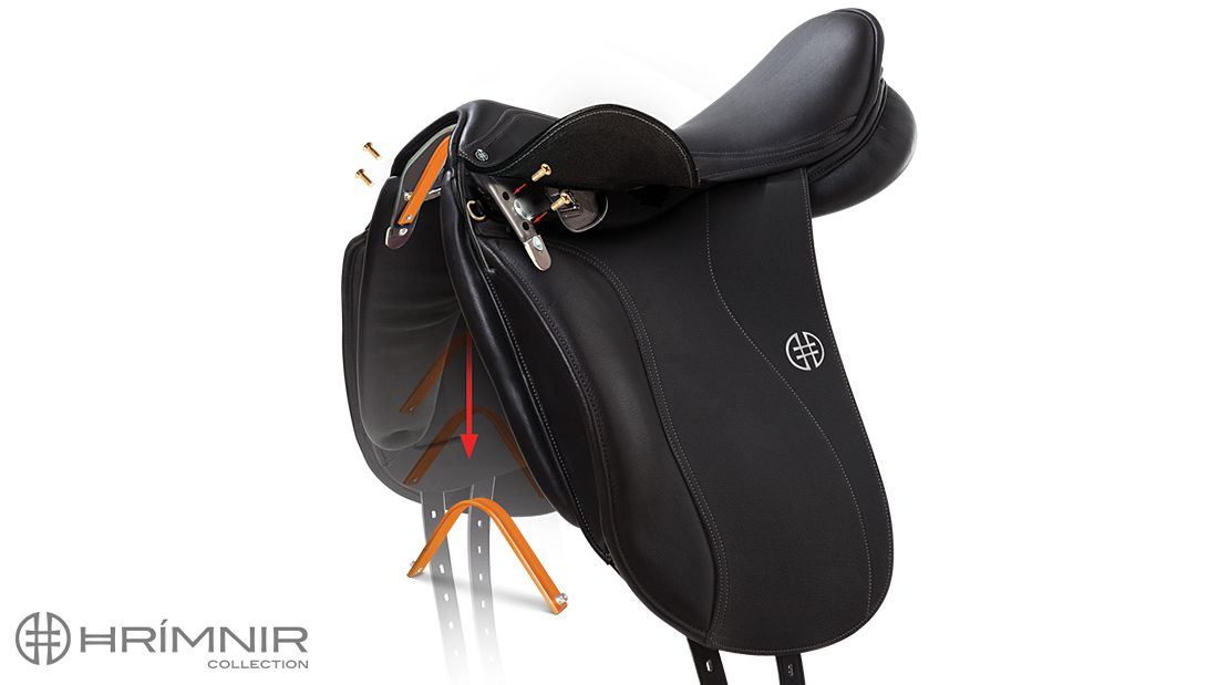 Xchange saddle